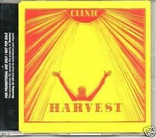 (964Q) Clinic, Harvest - DJ CD