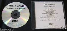 THE J-BAND 'CHASIN' GUS' GHOST' 1999 ADVANCE CD