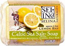 CELTIC SEA SALT SOAP LEMON BAY 4.5 OZ BAR