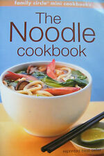 The Noodle Cookbook Family Circle Mini Cookbook 2001 Edition Small Softcover