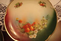 Prince Regent, Bavaria,  made in Germany decorated plate