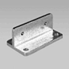 """Hollaender 28250 Toe Board Bracket Aluminum Magnesium - 1-1/2"""" IPS"""