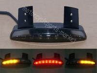Chopped Fender Edge LED Tail Light Turn Signals FOR Harley Sportster 883 1200