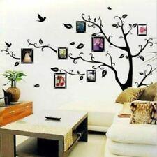Home Decor Removable Black Tree & Bird DIY Decal Room Wall Sticker Vinyl Art