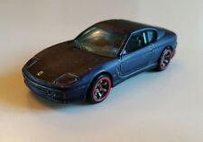 Hot Wheels FERRARI 456 M 1999 Mattel Speed Machines Macchina Car Vintage