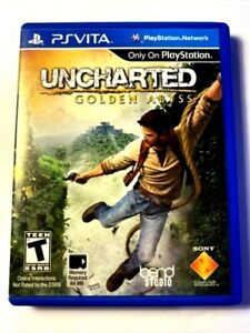 Uncharted Golden Abyss - Sony Playstation PS Vita