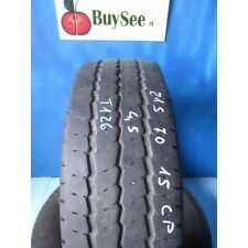 2356516 gomme estive 235/65 r16 continental vanco2 - 115/113r furgone usate-t128