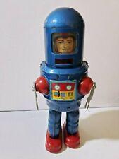 Robby Robot Latta Yonezawa Tin Toy Wind Up Japan