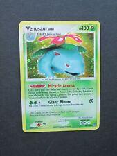 Pokemon D/&P Secret Wonders Card # 20 Holo Rare Venusaur pok-SW-020
