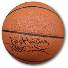 Billy Cunningham Hand Signed Autographed I/O Full Size Basketball JSA DNA