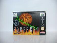 FORSAKEN Nintendo 64 (AUS)Pal Version