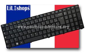 """Clavier Français Original Samsung R780 NP-R780 BA59-02683B CNBA5902683 17,3"""""""