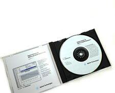 Agilent IntuiLink CD-ROM for HP Keysight 34401A & 34420A Digital Multimeter