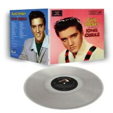 Elvis Presley - KING CREOLE - The Mono Monitor Mixes 1x FTD LP 180g Clear Vinyl