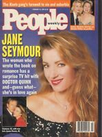 People Weekly February 15, 1993 Jane Seymour Nicollette Sheridan 090618AME