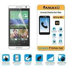 3x PELLICOLA per HTC Desire 610 FRONTE + PANNO PROTETTIVA DISPLAY