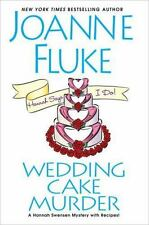 A Hannah Swensen Mystery: Wedding Cake Murder 19 by Joanne Fluke (2016, Hardcove