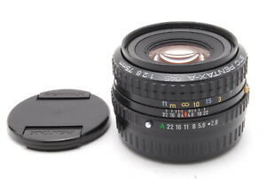【MINT+++】Pentax SMC A 645 75mm f/2.8 MF Lens 645 N NII From JAPAN