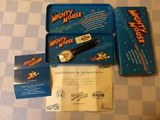 Fossil Limited Edition Mighty Mouse watch (1994) #3012/15,000- complete