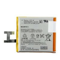 Original  LIS1502ERPC Battery For Sony Xperia Z L36h L36I C6602 Warranty