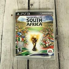 FIFA 2010 World Cup South Africa (Complete), Playstation 3, PS3