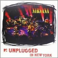 "Nirvana - Mtv Unplugged In New York (NEW 12"" VINYL LP)"