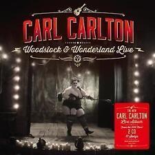 Woodstock & Wonderland Live von Carl Carlton (2017)