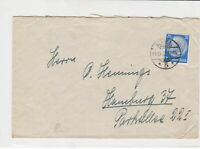 germany 1932 stamps cover ref 18925