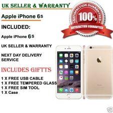 Apple iPhone 6S 16GB 32GB 64GB 128GB All Colours Unlocked Smartphone FREE P-BANK