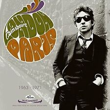 SERGE GAINSBOURG - LONDON PARIS 1963-71 - NEW CD ALBUM
