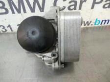 BMW F30 3 SERIES  Oil Filter Housing & Cooler 7548032/7525333