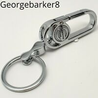 Nissan keyring key ring fob cover case holder keychain blank with box