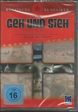 Russische Filmklassiker - Geh und sieh - DVD - Neu!