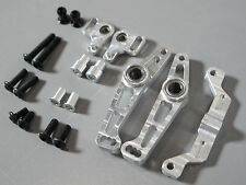 Aluminum Front L&R Wide Angle Steering Knuckle Arm Tamiya R/C 1/10 TT01E Chassis