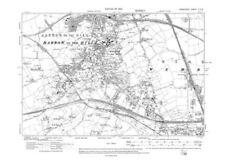 Contemporary 1920-1929 Date Range Antique Europe Sheet Maps