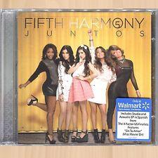 FIFTH HARMONY Juntos WALMART CD Que Bailes Conmigo Hoy (Studio & Acoustic)  0928