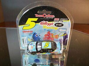 Terry Labonte #5 Kellogg's Finding Nemo 2003 Chevrolet Monte Carlo Team Caliber