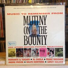 "{OST}~EXC LP~""MUTINY ON THE BOUNTY""~And Other Motion Picture Selections~[V/A~'"