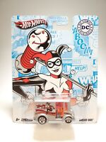 2011 Hot Wheels Harley Quinn DC Comics Originals Bread Box 1:64 Diecast NEW NOC