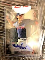 2014 Bowman Sterling Prospect #BSPA-MIC ~ MICHAEL CHAVIS (AUTO) ~ Topps Sealed!!
