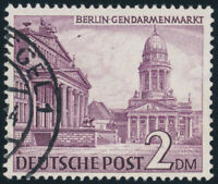 BERLIN 1949, MiNr. 58 X, sauber gestempelt, Befund Schlegel, Mi. 300,-