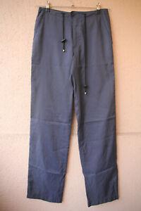 Blaue Polyesterhose mit Schnüren von Mode Wichtig, Größe 27