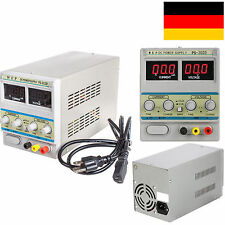 Labornetzgerät Labornetzteil Precision DC Trafo Netzgerät Power Stabilisiert 30V