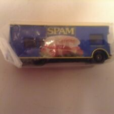 The Spammobile Spam Diecast Toy Truck Hormel 2002 Promo Van Car Bus New Sealed