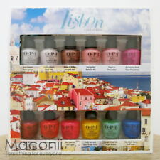 OPI - Lisbon Collection Mini Set - 12 x 3.75ml Rainbow Pink Blue Red Nail Polish