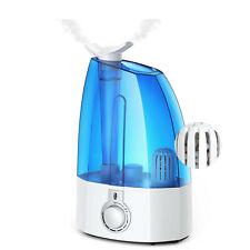 TaoTronics Ultraschall Luftbefeuchter Humidifier Raumbefeuchter Lufterfrischer