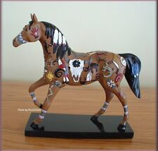 WIE-TOU HORSE FIGURINE 2E 2781 BY TRAIL OF PAINTED PONIES FREE U.S. SHIPPING