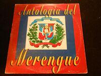 33 GIRI LP DISCO- -ANTOLOGIA DEL MERENGUE - IN DA HOUSE -VINTAGE
