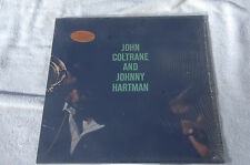 John Coltrane & Hartman, Impulse180 gm, VG+ LP, play graded, VG+ cover in shrink