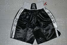 short de boxe  - noir - 100% polyester - taille S